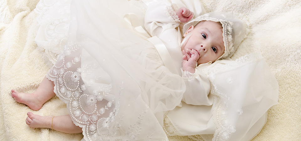 Baptism Clothing, Christening Gowns, Baptism Dress & Gown ...