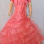 girls long gown