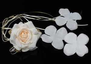 Fancy Flower Pin & Petal Set