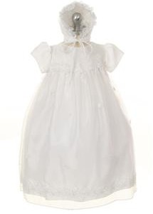 angelic baptism gown
