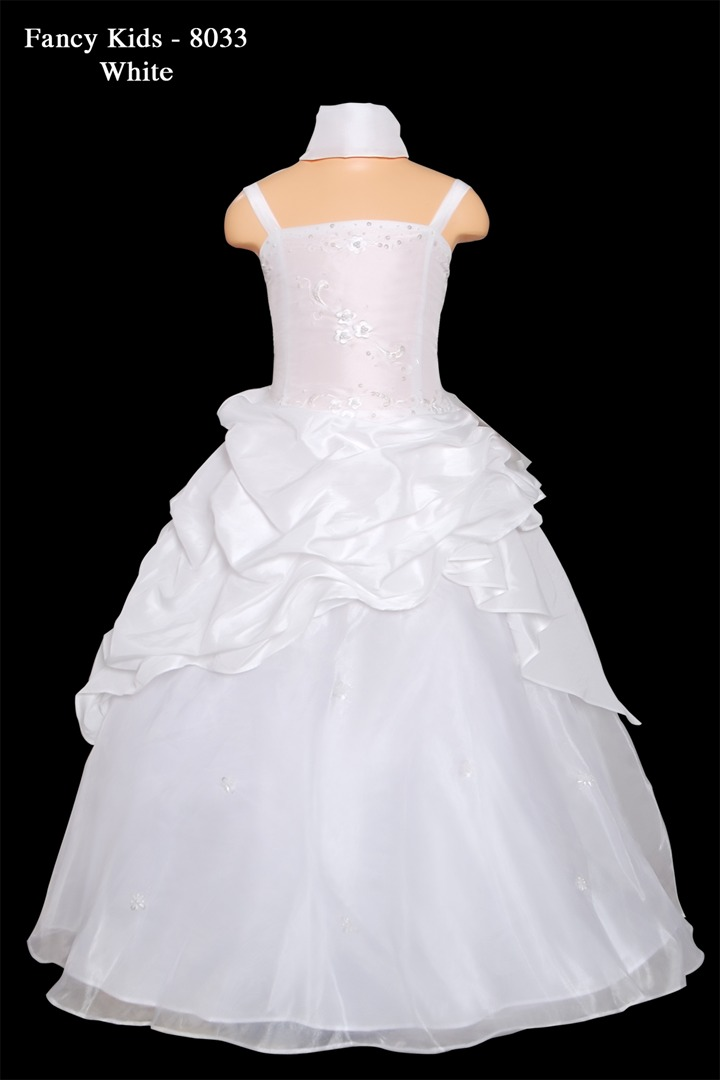 communion ball gown