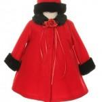 Baby Swing Coat and Hat