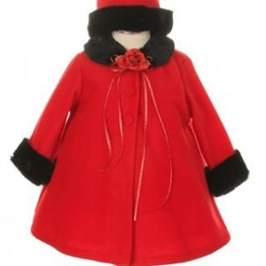 Baby Swing Coat and Hat