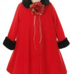 girls swing coat