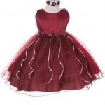 baby rosebud dress