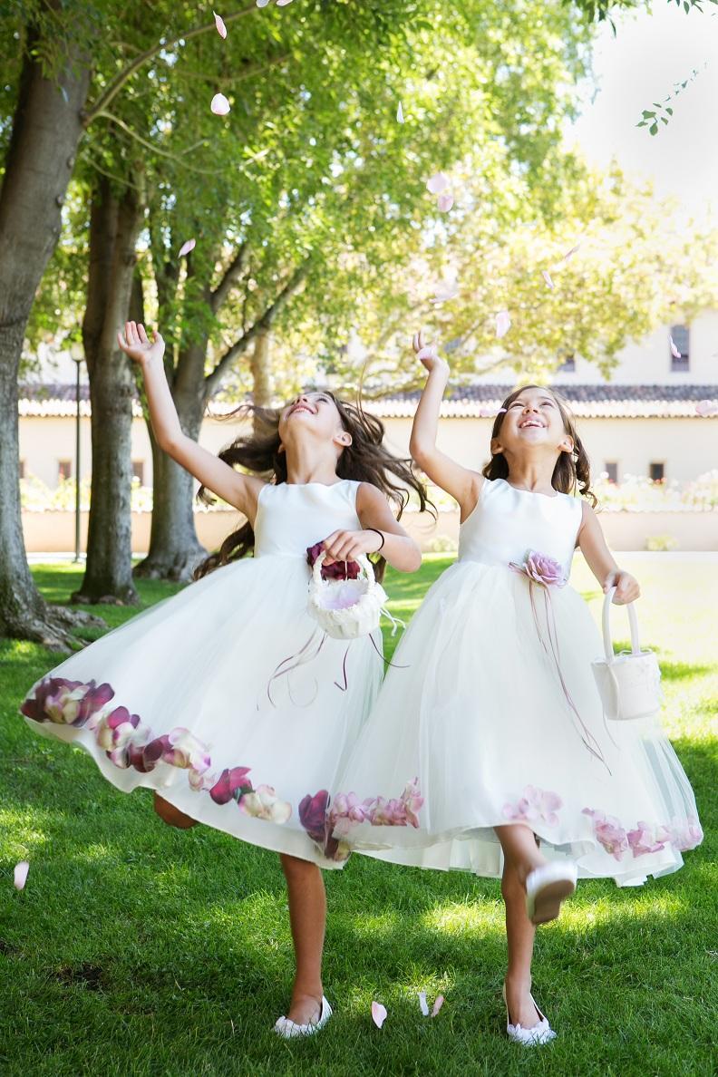 53c3fe8e0b7 Petal Dress No Sash To Customise - Girls Dress