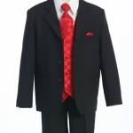 Checkered Vest Suit