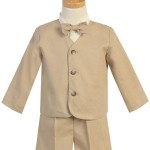 boys eton short set linen blend.