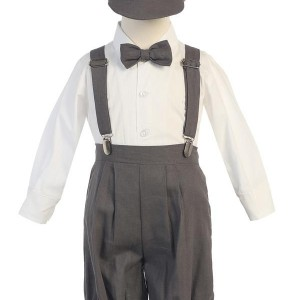 boys suspender & knickers set