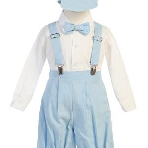 boys suspender & knickers set