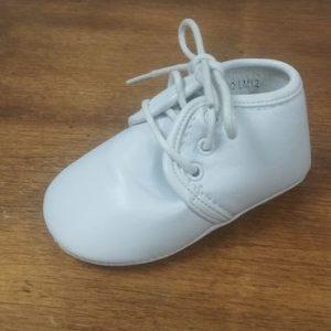 Boys baptism shoe