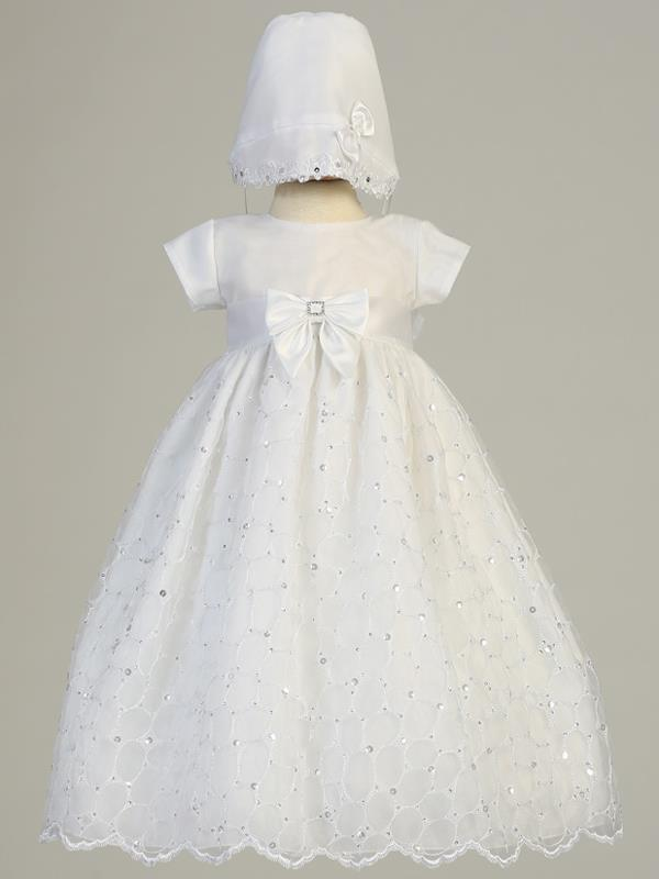 Christening & Baptism dresses and gowns - Grandma\'s Little Darlings