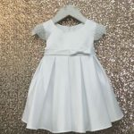 Cap Sleeve Girls Dress