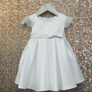 Cap Sleeve Girls Dress