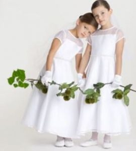 First Communion Gowns - Communion Dresses Canada