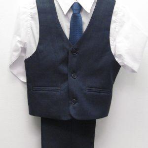 boys classic vest set
