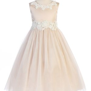 Ball Gown Girls Dress