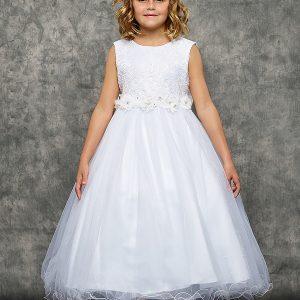 glitter tulle girls dress